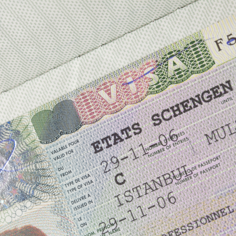 Getting a Schengen Visa