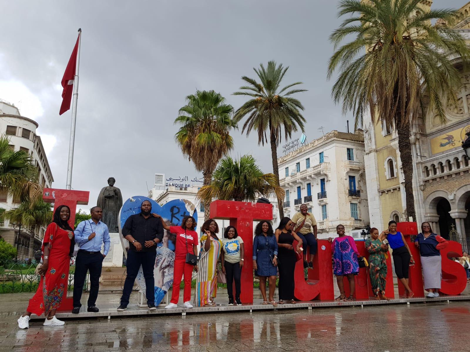 nigerians visiting Tunisia